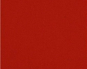 Red Solid Fabric by the Yard -- Indoor / Outdoor, Weather - Resistant