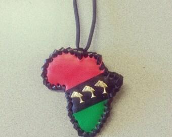 Africa Medallion