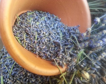 Dried Lavender, Bulk Loose Lavender sachets, organic lavender, dried lavender flower, lavender buds, Lavender soap