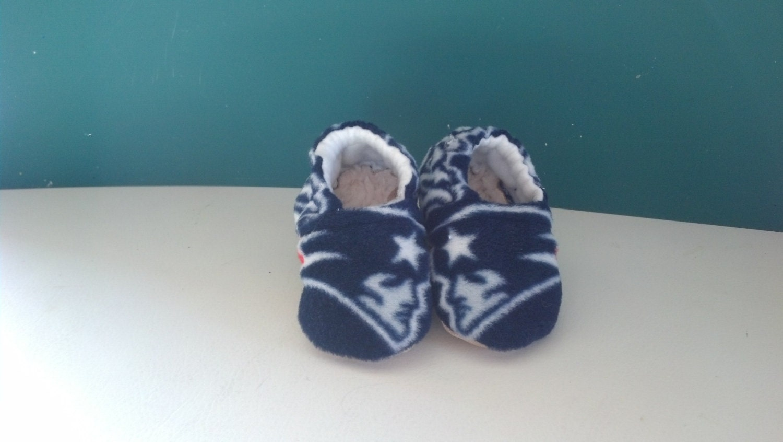 Men's New England Patriots Knit Light Up Sneakers |New England Patriots Crib Shoes