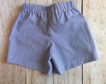 Boy's Elastic Waist Shorts