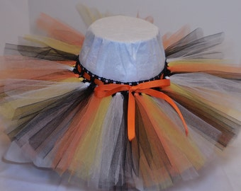 Halloween Tutu II for baby girl   Fits sizes 0-24 months All Hallows Eve
