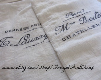 """Kitchen Towels French Inspired (set of 2- 29""""x35"""")"""