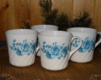 Corningware Coffee Cups