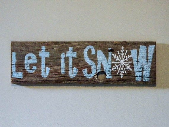 Items similar to Let it Snow
