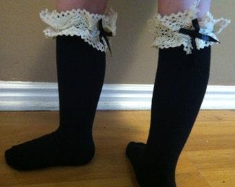 Little Girl boot socks