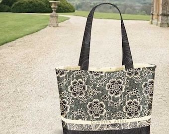 DOWNTON ABBEY TOTE