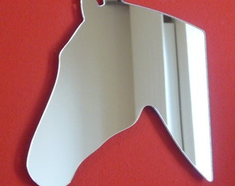 Horse's Head Mirror - 5 Sizes Available