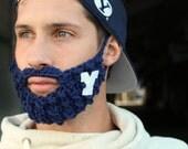 BYU Fan Beard (Child/Adult)