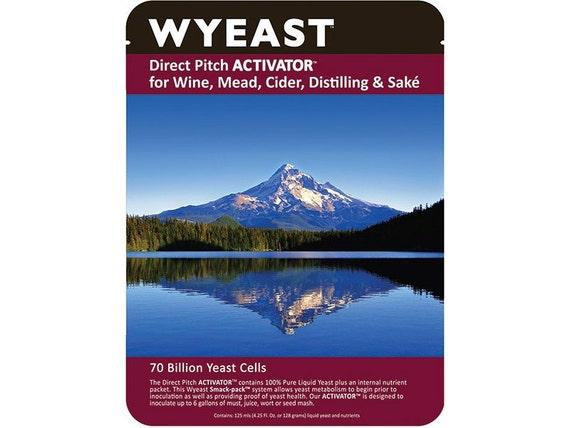 Wyeast Activator 4632 DRY MEAD Liquid Beer Making Yeast