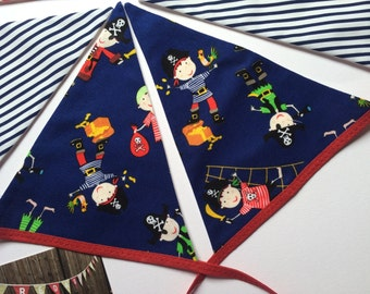 pirate themed fabric – Etsy