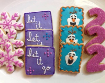 Frozen Sugar Cookies-Gluten, Dairy, Egg, Nut and Soy Free