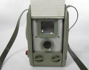 Anscoflex Camera, vintage 1950 camera, camera