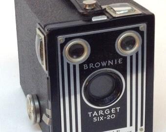 Kodak Brownie Target