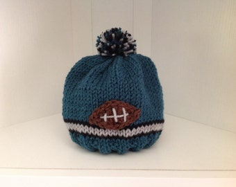 Baby Hat for Football Fans - Custom Colors