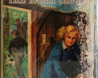 SALE! Nancy Drew Mystery #13 - The Mystery of the Ivory Charm