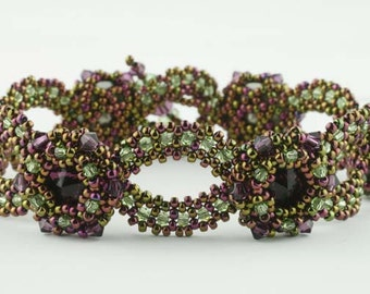 Beading Tutorial -  Starlight Bracelet
