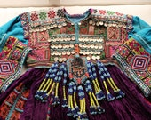 Amazing tribal dress from Afghanistan