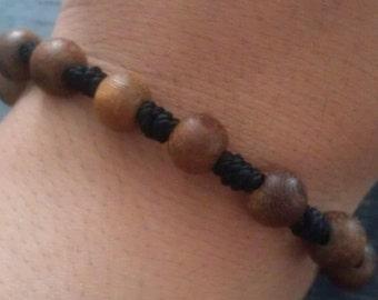 Rosary Bracelet. Decenario. Adjustable.