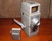 Bell & Howell One Nine 8mm Film Camera circa 1940s