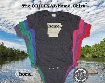 Arkansas home Baby Bodysuit