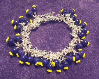 Funky Berry Bracelet
