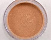 soft brown matte  mineral eyeshadow
