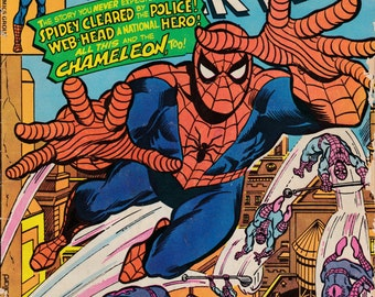 Marvel Comics The Amazing Spider Man Issue #186