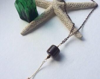 Quartz Crystal BOHO Necklace