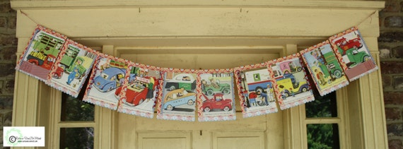 Custom Storybook Bunting Order (6 foot)