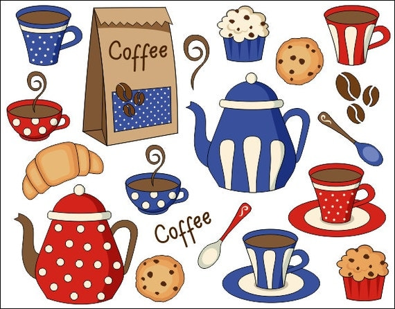 clipart coffee time - photo #19