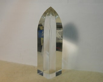 Crystal Clear Spire