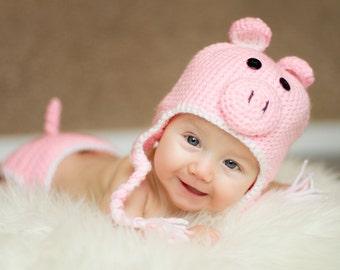 Piggie hat