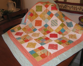 Table Topper or Wallhanging for Spring and Summer