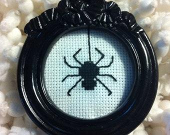 Spider Cross Stitch