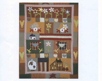 's homespun quilt pattern