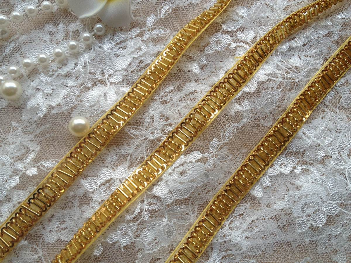 gold beaded lace trim bridal sash lace gold beaded ribbon