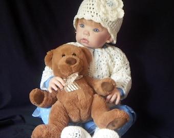 Tibby by Donna Rubert Custom Reborn Toddler Doll Little Darlins Nursery Rita Meese Artist