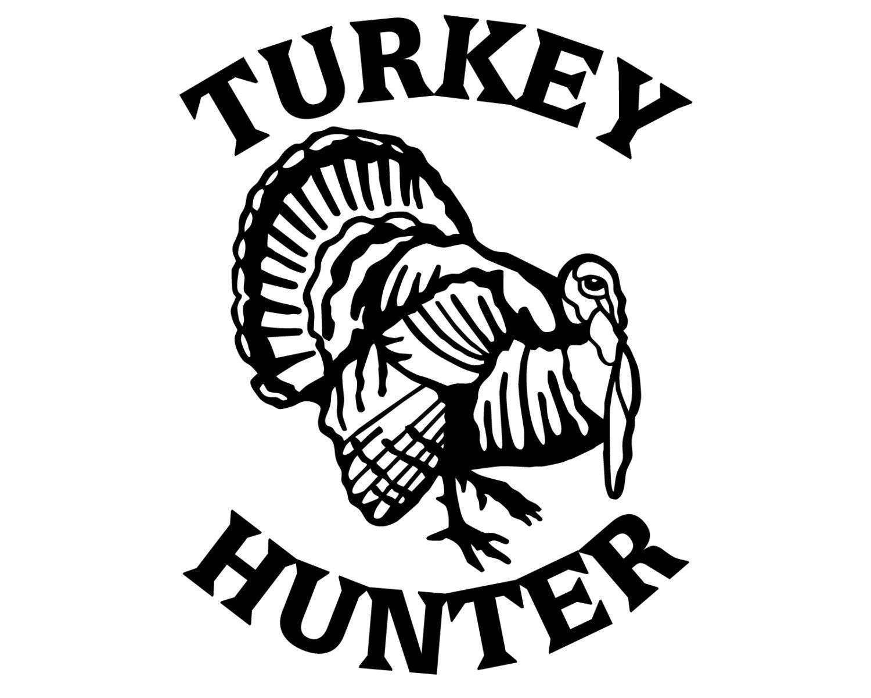 Turkey hunting logos - photo#2