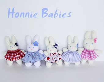 Cute soft  Bunny Baby