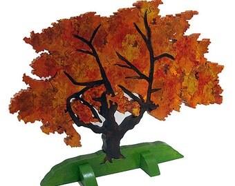 Autumn Tree 3d Wooden Puzzle