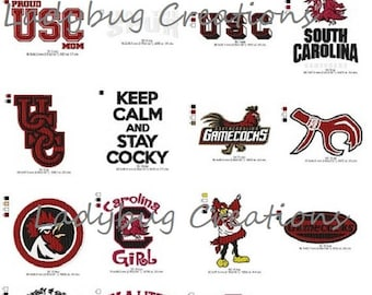 20 Sports Embroidery Design