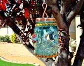 Bird Feeder Mason Jar