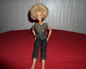 Vintage Bubble Cut 1963 Barbie Doll