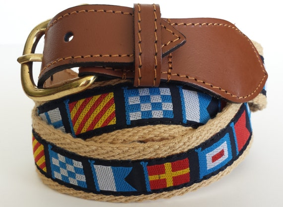 Dress and casual men's belts to tie together any outfit.