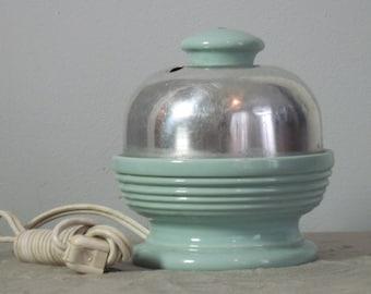 Turquoise Hankscraft Egg Cooker No. 874