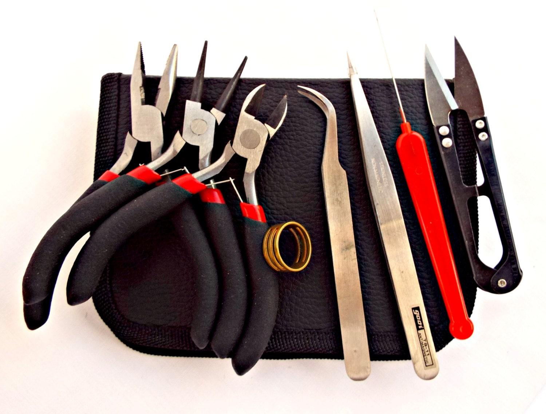 8 Piece Jewelry Making Tool Kit