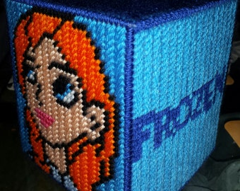 Disney Frozen Tissue Box Cover