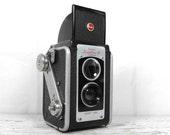 Kodak Duaflex III with Kodet Lens by Eastman Kodak - vintage camera - twin-lens reflex camera - Film photography