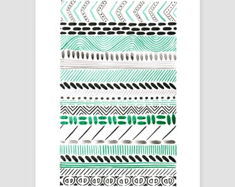 "Art print ""folklore No.23"""